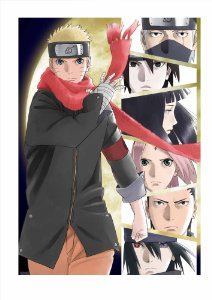 無料映画動画 THE LAST NARUTO THE MOVIE