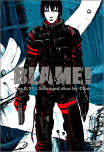 BLAME ! Ver. 0.11:salvaged disc by Cibo