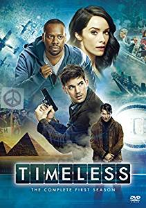 TIMELESS タイムレス シーズン1(全16話)